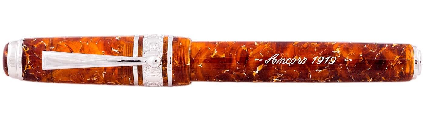 Ручка-роллер Ancora Maxima Colour Amber