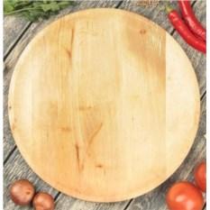 Деревянная тарелка (33 см)
