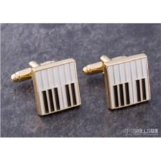 Запонки «Фортепиано»