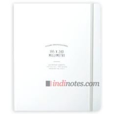 Записная книжка Ogami Professional Large White Hardcover