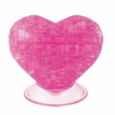 3D головоломка на подставке Сердце