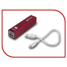 Аккумулятор Canyon CNE-CSPB26 2600mAh Red