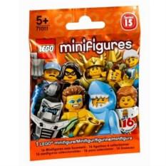 Набор 15 серии Lego Minifigures