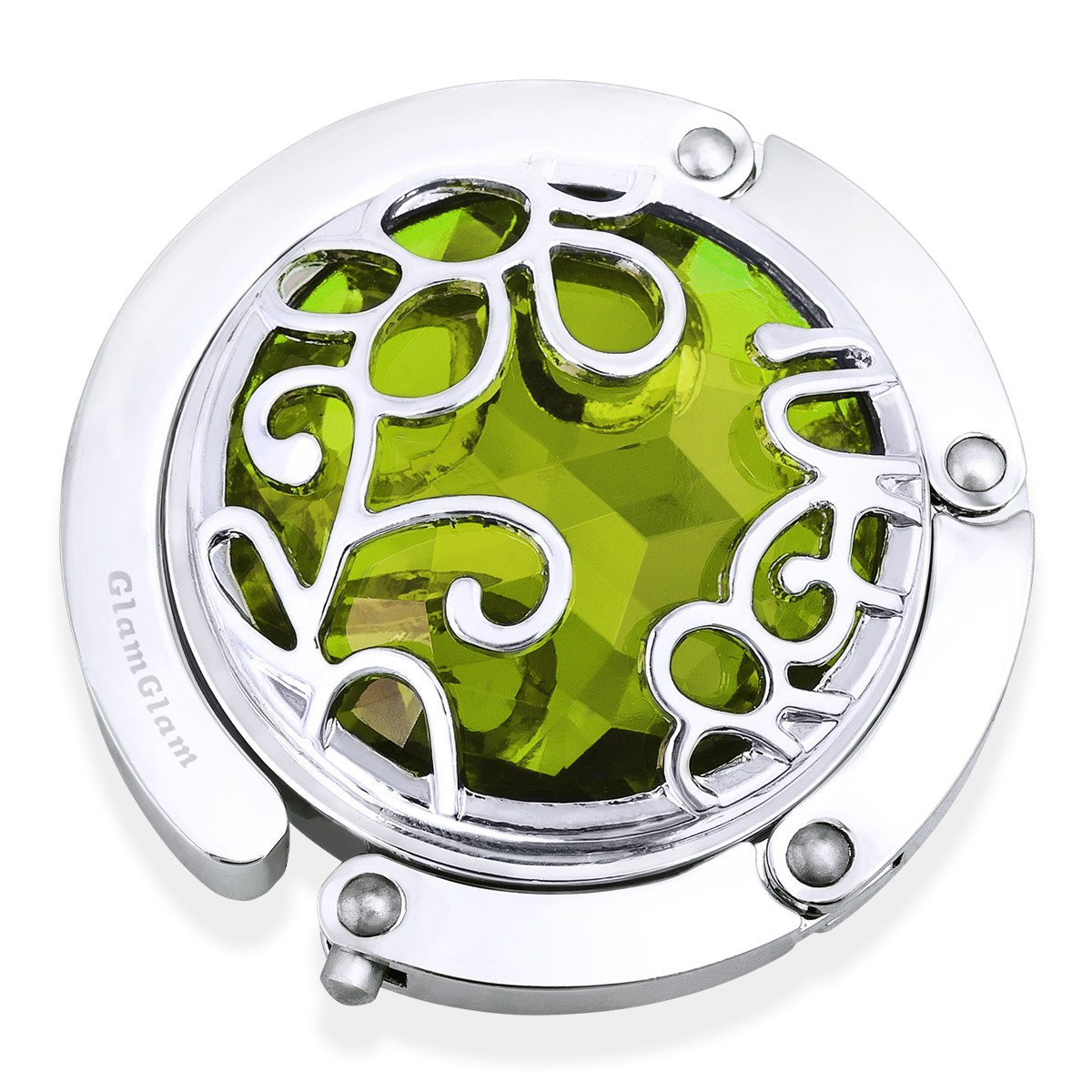 Держатель для сумки Орнамент, зелёный