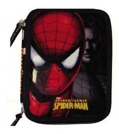 Пенал с двумя отсеками Spider-Man