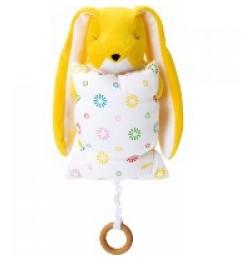 Мягкая музыкальная игрушка Кролик