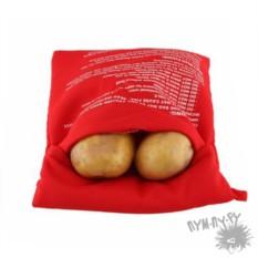 Пакет для запекания картофеля в микроволновке Пикник