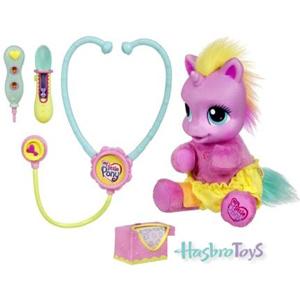 Игра «Пони у доктора»