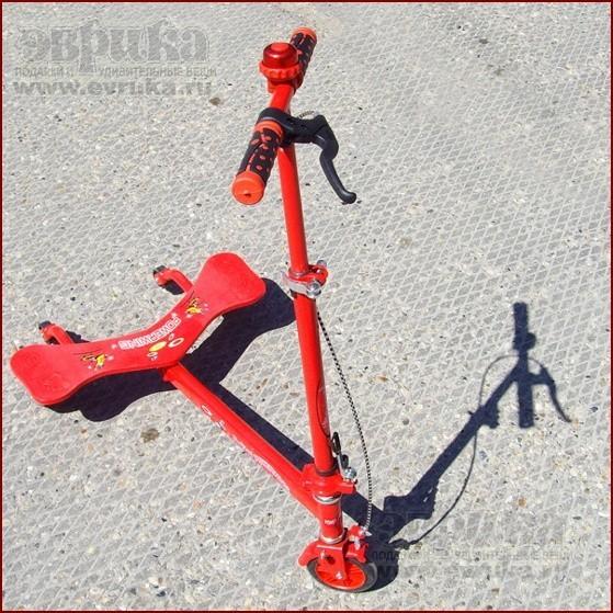 Самокат Powerwing трехколесный