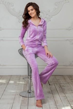 Женский домашний велюровый костюм Laete