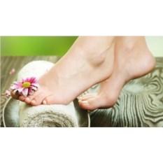 Носочки для педикюра Sosu с ароматом лаванды (2 пары)