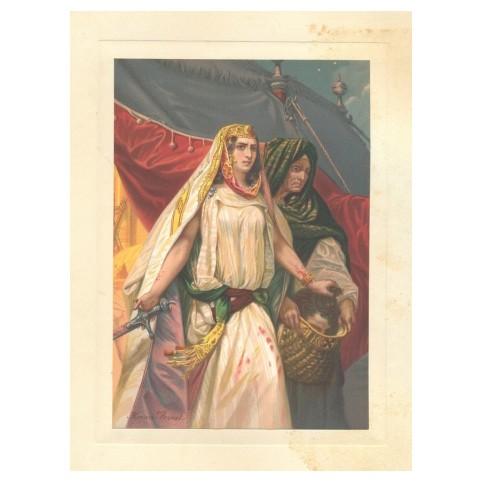 Библейская картина «Юдифь»