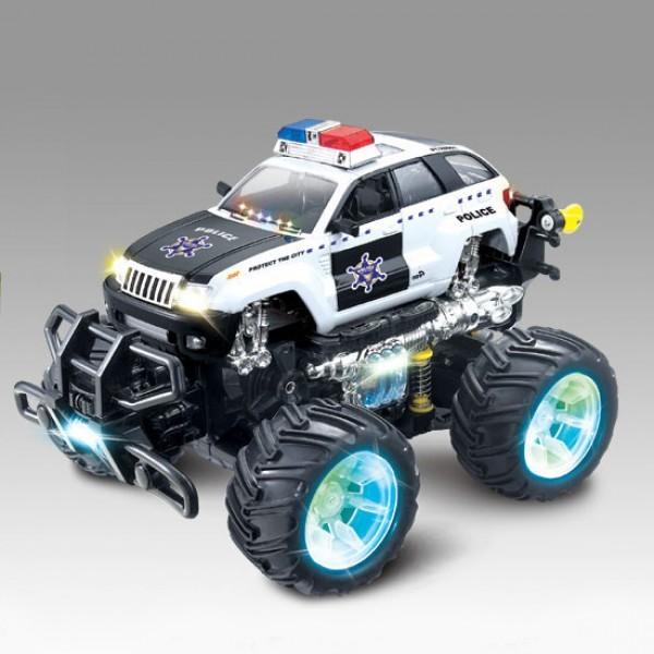 Танцующая радиоуправляемая машина Dancing Police Car