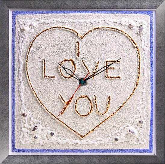 Часы «Признание в любви»