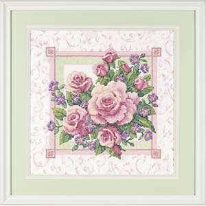 Набор для вышивания «Роза»