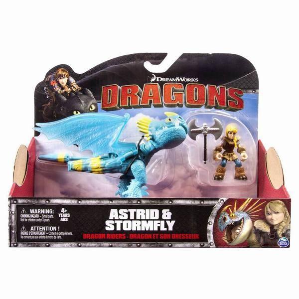 Набор Dragons Дракон и всадник (в ассортименте) (Dragon)