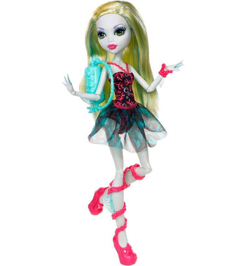 Кукла Mattel Школа Монстров Лагуна Блю. Танцевальный класс