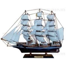 Корабль Cutty Sark, длина 65 см
