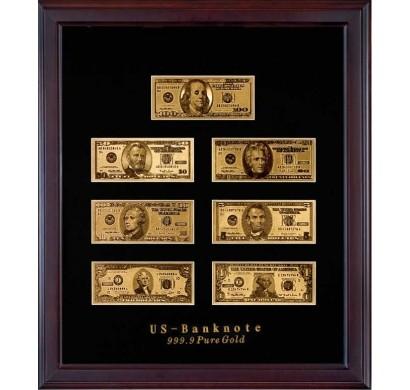 Картина Банкноты США