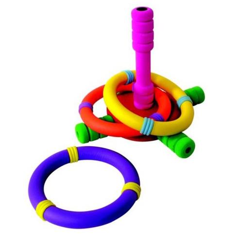 Игровой набор летающих колец