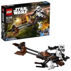 Конструктор Lego Star Wars Штурмовик-разведчик на спидере