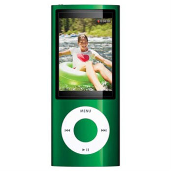 Плеер MP3 Apple iPod nano 5th Generation 8GB green
