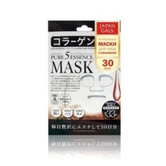 Маска с коллагеном Pure 5 Essential Japan Gals (30 шт.)