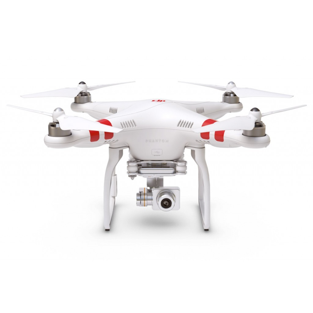 Квадрокоптер DJI Phantom 2 Vision+ (PLUS) 3.0 (обновленный)