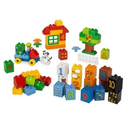 Lego Duplo «Играй с цифрами»