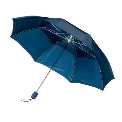 Зонт складной Slazenger с двойным куполом