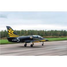 Пилотаж на реактивном штурмовике Л-39 Альбатрос (20 минут)