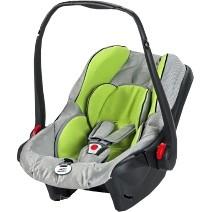 Автокресло Ramatti Mars-Comfort, цвет: серый/зеленый