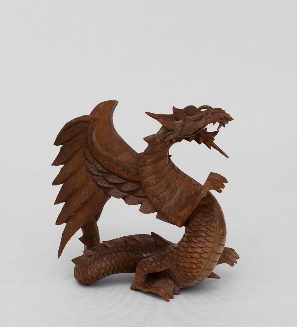 Статуэтка Крылатый дракон (15 см)
