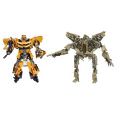 Набор роботов-трансформеров Бамблби и Старскрим