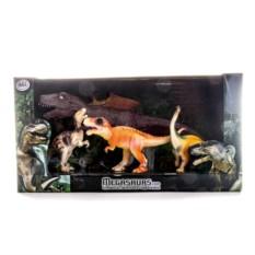 Набор 2 фигурок динозавров Megasaurs (HGL)