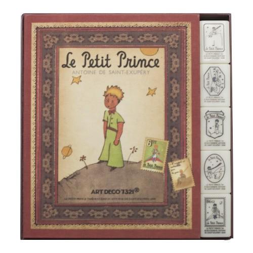 """Дневник с набором печатей Le Petit Prince"""""""