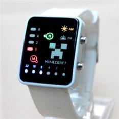 Наручные часы Арифметика Крипера из Minecraft