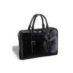 Деловая черная сумка для документов Darwin