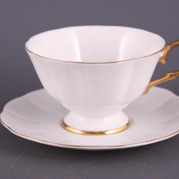 Чайный набор Белый 6 персон