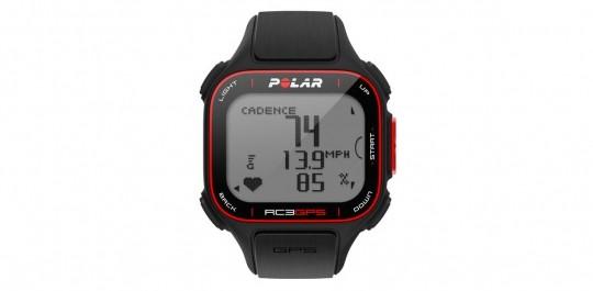 Тренировочные часы Polar RC3 GPS