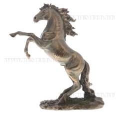 Декоративная фигурка Конь (цвет — медный)