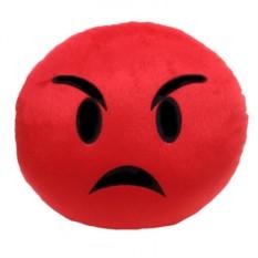 Подушка Emoji Angry