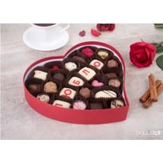 Набор шоколадных конфет «С любовью от всего сердца»
