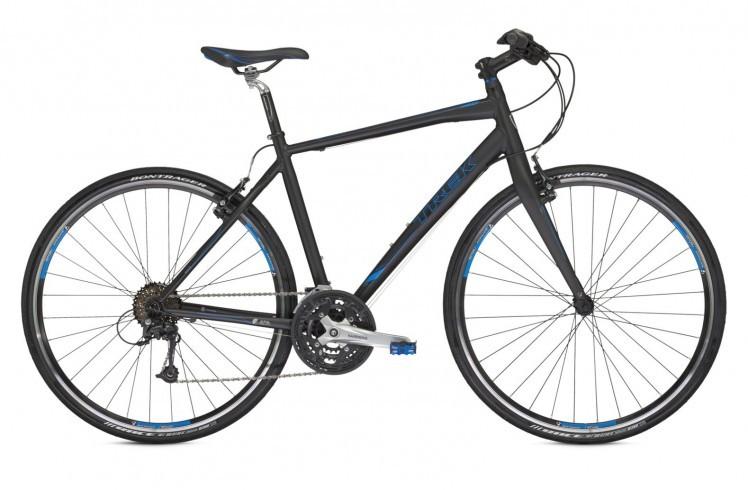 Городской велосипед Trek 7.4 FX (2013)