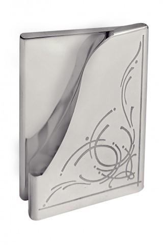 Визитница №6, серебро