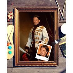 Портрет по фото Корнет
