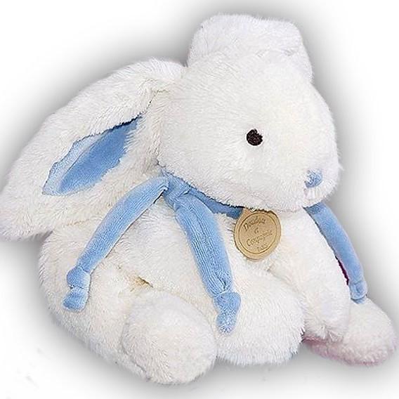 Мягконабивная игрушка Кролик (голубой)