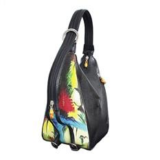 кто где видел женские рюкзаки городские ну то есть сумка, но которую...