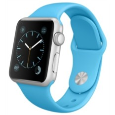 Apple Watch Sport 38mm with Sport Band (Blue)