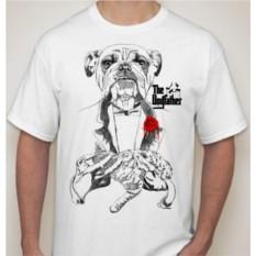 Мужская футболка The Dogfather